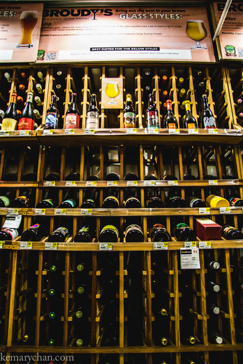 Broudy's Wine & Spirits Craft Beer Cellar