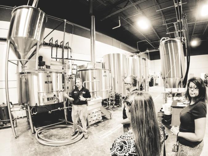 Veterans United Craft Brewery